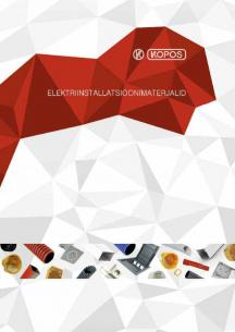 Elektriinstallatsioonimaterjalid