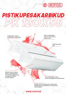 Pistikupesakarbikud PK 120X55 D_HD