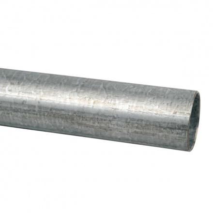6263 ZN F - ocelová trubka bez závitu žárově zinkovaná (EN)