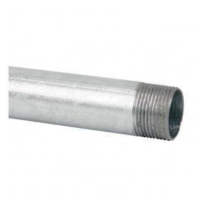 6013 N XX - ocelová trubka závitová bez povrchové úpravy (ČSN)