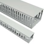 RK 50X50 HF LD - rozváděčový kanál bezhalogenový - DIN