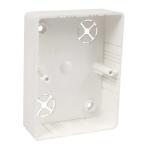 LK 80X28 2ZKHF_HB - Krabice přístrojová bezhalogenová