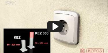 Embedded thumbnail for Paigaldamise juhtmooduli sisestatud pisipilt soojusisolatsiooni sisse KEZ