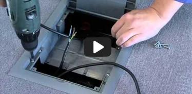 Embedded thumbnail for Paigaldamise juhiste juhtmestiku pisipildi betoon- ja topeltpõranda sisse KOPOBOX