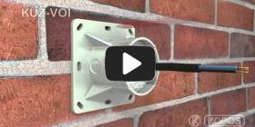 Embedded thumbnail for Integreeritud pisipildi paigaldusjuhend universaalne harukarbi KUZ-VOI soojusisolatsiooni sisse koos avatava kaaneg