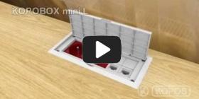 Embedded thumbnail for Integreeritud pisipildi paigaldusjuhendi mitmeotstarbeline harukarbi KOPOBOX mini L