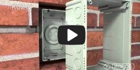 Embedded thumbnail for Integreeritud pisipilt paigaldusjuhendile universaalne harukarbi KUZ-V kaas kaanega